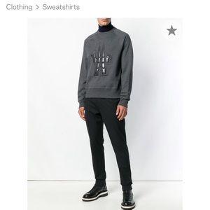 Moncler classic logo sweatshirt